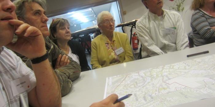 Démarche participative menée dans le cadre de la définition du programme d'aménagement du site des Haïsses-Piedroux (Chênée)