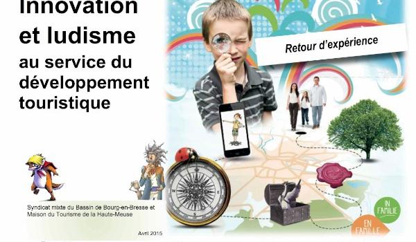 Élaboration d'un guide de bonnes pratiques sur le jeu comme outil de développement touristique territorial