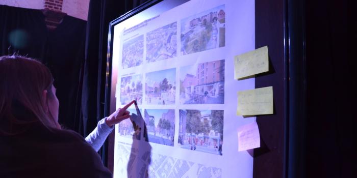 Ateliers Urbains liés à la requalification du centre-ville de Wavre