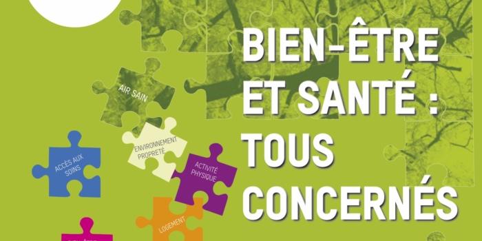 Bien-être et santé : tous concernés – Animation de Tr@me à Charleroi