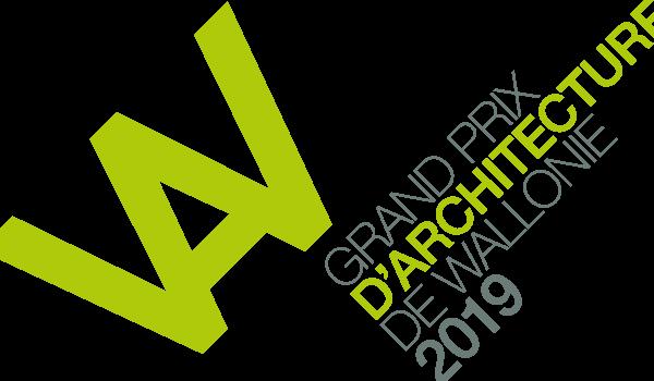 Grand prix d'architecture de Wallonie 2019 pour le bureau d'études « Dessin et Construction »